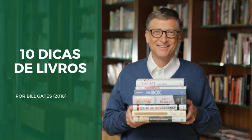 EloGroup 10 dicas de livros bill gates 2018