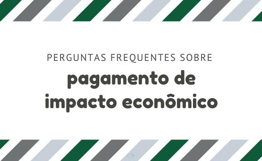 pagamento de impacto econômico
