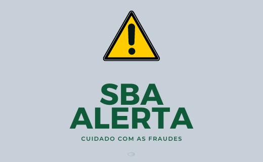 ALERTA SBA FRAUDES