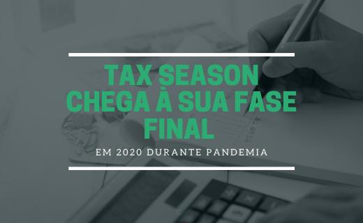 tax season finale 2020